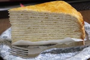 ミルフィーユ、ケーキ