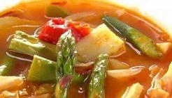 はりっさ、ハリッサのスープ