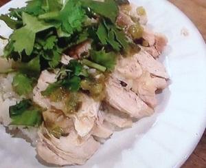 鶏肉丸ごと炊き込みご飯