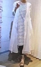 田中亜希子さんのコーデ服