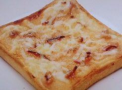 イカの塩辛トースト