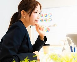 仕事 女性 事務