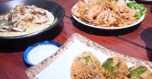 しいたけ、椎茸レシピ