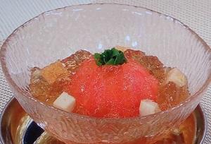 トマトの冷やしおでん