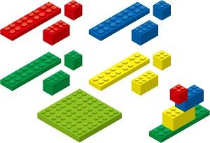 レゴブロック、おもちゃ