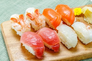 寿司、すし