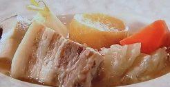豚肉のポトフ
