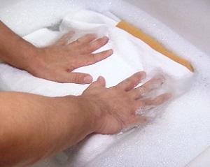 ニットの洗い方