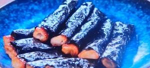 カニカマ海苔巻き