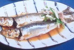 青魚の梅昆布煮