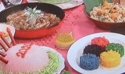 平野レミ、5色サラダ