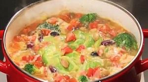発酵トマトチーズ鍋