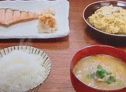 和田明日香の朝食