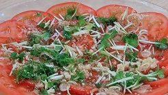 トマトのたたき