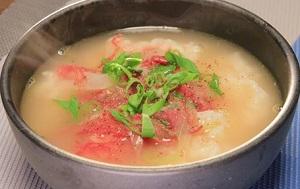 コムタンスープ