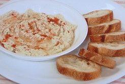 フムス(ひよこ豆のディップ)のレシピ