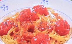 ダブルトマトパスタ